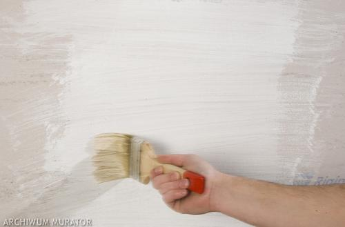 Zalane ściany i sufit